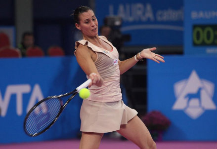 Flavia Pennetta, 32 anni: è la numero 15 del ranking WTA