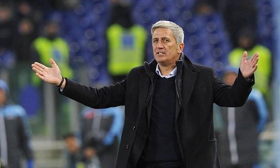 Vladimir Petkovic, allenatore Lazio (Foto Infophoto)