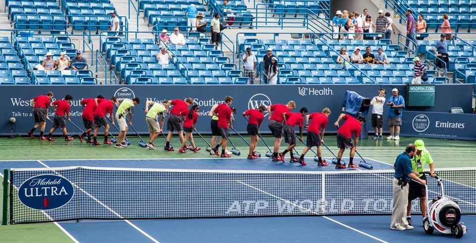 (dall'account ufficiale facebook.com/cincytennis)