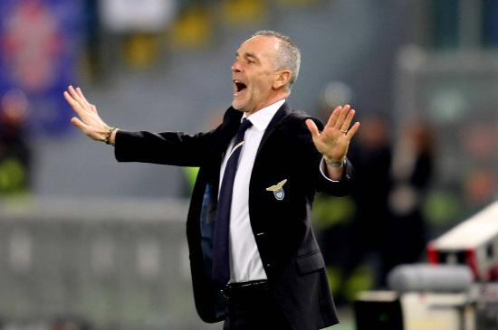 Stefano Pioli, 50 anni, allenatore della Lazio (INFOPHOTO)
