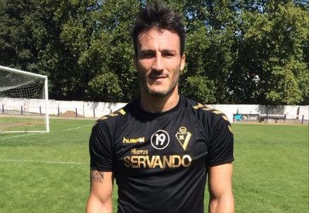 Federico Piovaccari, 30 anni: in prestito all'Eibar dalla Sampdoria