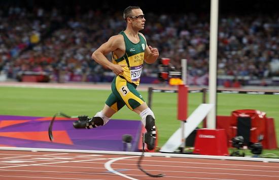 Oscar Pistorius (Infophoto)