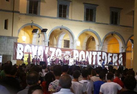 Dall'account ufficiale facebook.com/US-Città-di-Pontedera