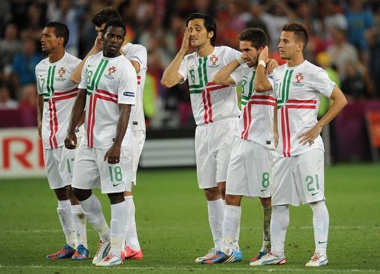 La delusione del Portogallo (Infophoto)
