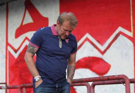 Robert Prosinecki, 45 anni, nuovo CT dell'Azerbaijan