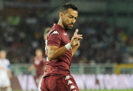 Fabio Quagliarella (Infophoto)