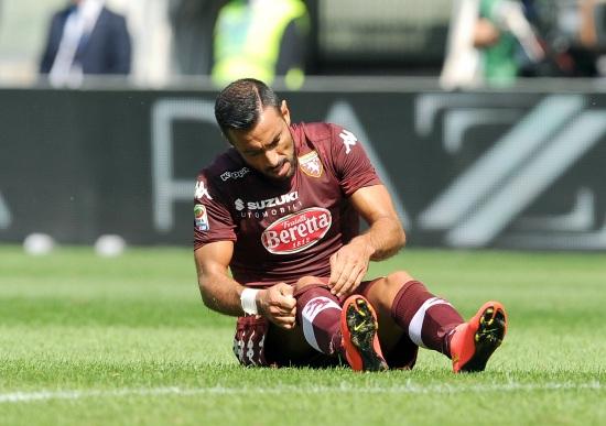 Fabio Quagliarella, 31 anni (INFOPHOTO)