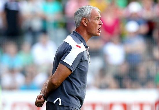 Claudio Ranieri, 64 anni, allenatore del Leicester (INFOPHOTO)