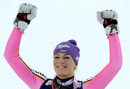 Maria Riesch (Infophoto)