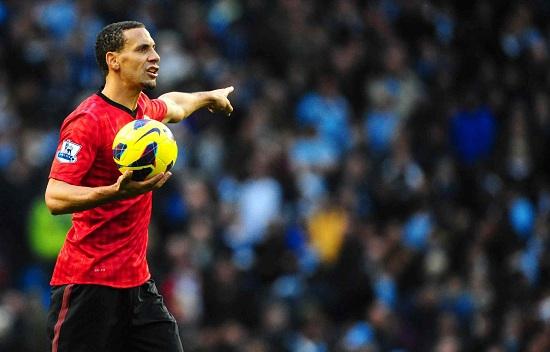 Rio Ferdinand (infophoto)