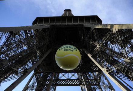 Due simboli di Parigi si incontrano