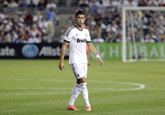 Cristiano Ronaldo (Foto: Infophoto)