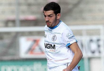 Riccardo Saponara, calciatore Empoli (Infophoto)