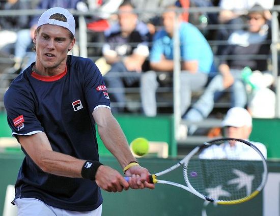 Andreas Seppi, 29 anni (Infophoto)
