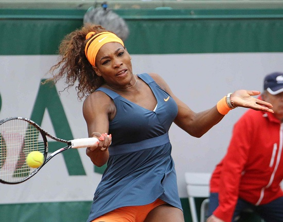 Serena Williams, 34 anni (Infophoto)