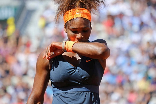 Serena Williams, numero 1 del ranking WTA (Infophoto)