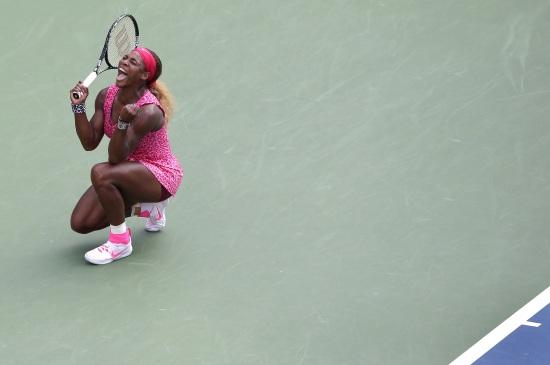 Serena Williams, 33 anni (Infophoto)