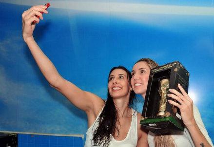 Sheilla Tavares Castro, 31 anni, e Thaisa Menezes, 27