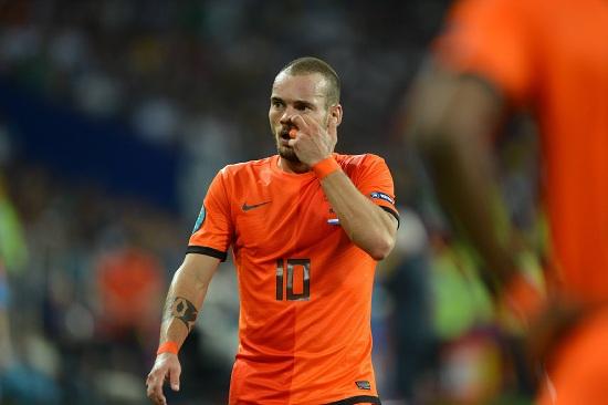 Wesley Sneijder (Infophoto)