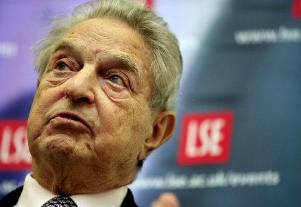 George Soros (Infophoto)
