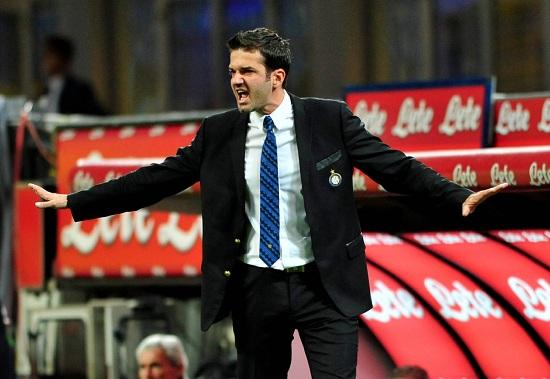 Andrea Stramaccioni, nuovo allenatore dell'Udinese (Infophoto)