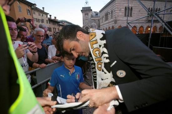 Andrea Stramaccioni, grande ex della partita (Infophoto)
