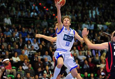 Travis Diener, playmaker della Dinamo Sassari