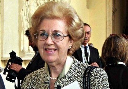 Anna Maria Tarantola (Infophoto)