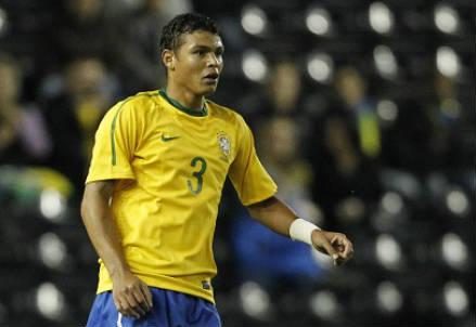 Thiago Silva, difensore PSG (Infophoto)