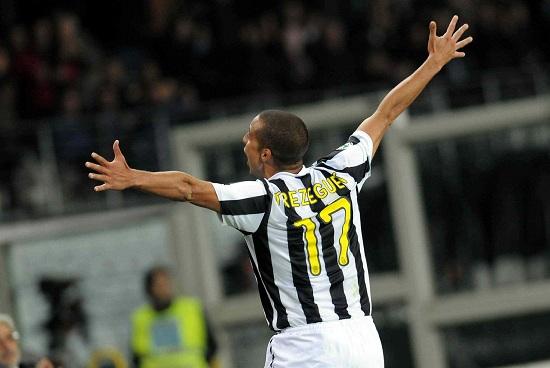 David Trezeguet, 10 stagioni con la Juventus (Infophoto)