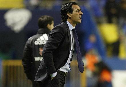Unai Emery, 43 anni, allenatore del Siviglia (dall'account facebook.coom/sevillafc)