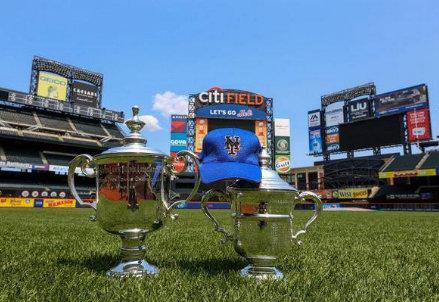 I trofei sono arrivati, i giocatori anche: iniziano gli Us Open 2014
