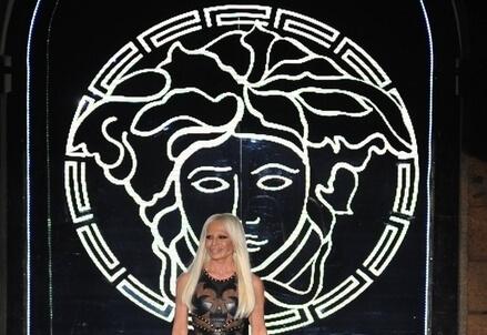 Donatella Versace (Infophoto)