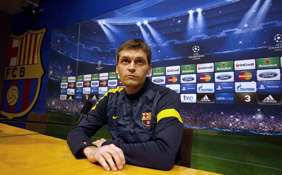 Tito Vilanova (Infophoto)