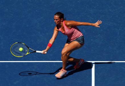 Roberta Vinci, 31 anni, 9 titoli WTA in carriera