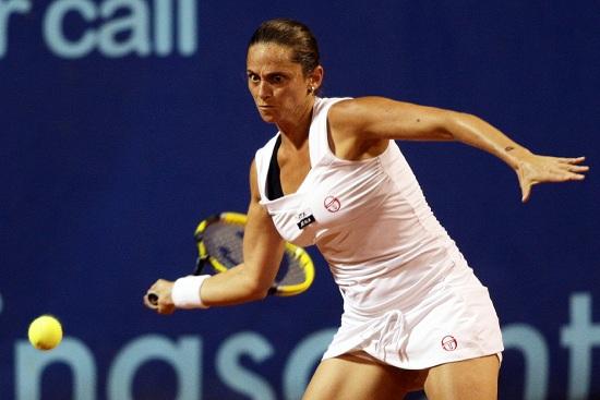 Roberta Vinci, numero 16 del ranking WTA (Infophoto)