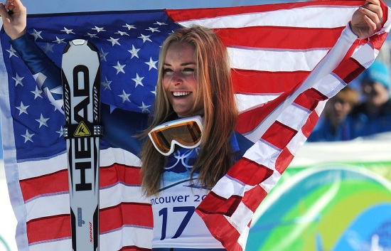 Lindsey Vonn (Infophoto)