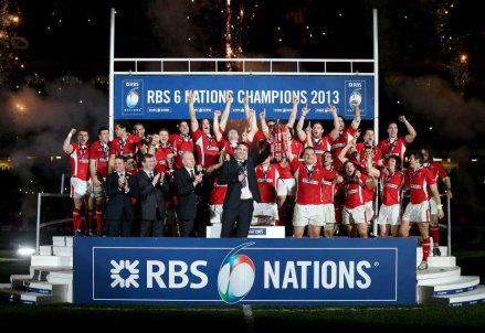 Il Galles ha vinto le ultime due edizioni del Sei Nazioni