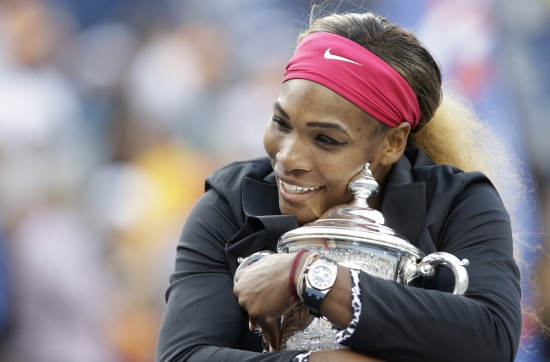 Serena Williams, 33 anni: 64 titoli WTA in carriera (Infophoto)