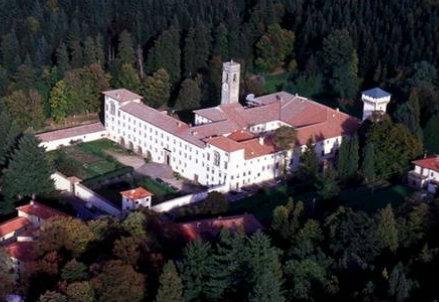 L'abbazia di Vallombrosa