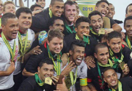 Adryan, 19 anni, trequartista brasiliano del Flamengo (Foto InfoPhoto)