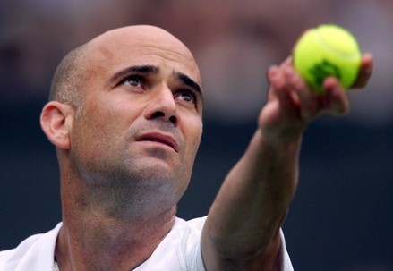 Andre Agassi (Infophoto)