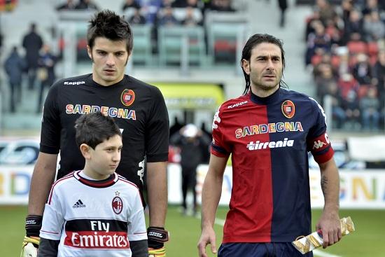 Agazzi e Conti (Infophoto)