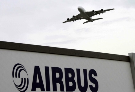 Airbus scomparso (Infophoto)