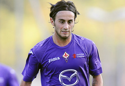 Alberto Aquilani, grande ex di stasera (Infophoto)