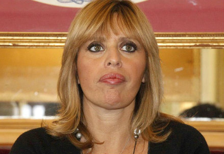 Alessandra Mussolini (Infophoto)