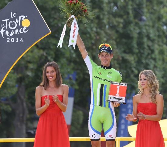 Alessandro De Marchi al Tour 2014