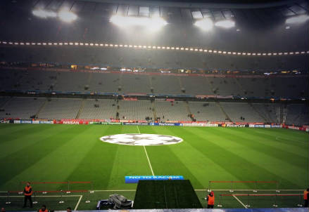 L'Allianz Arena (Infophoto)