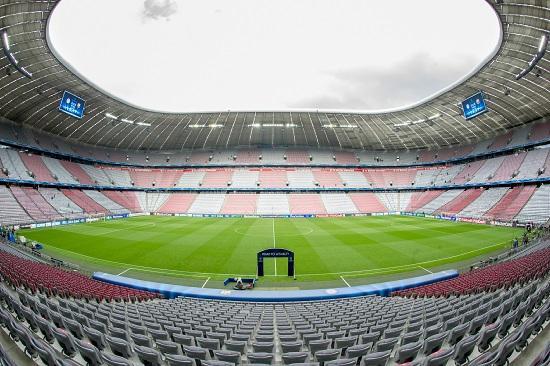 L'Allianz Arena (Infophoto)