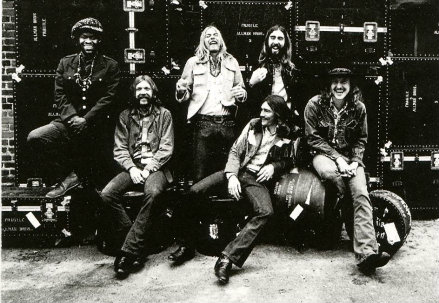 Allman Brothers Band, al Fillmore East
